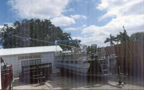 2002 Sun Tracker Party Barge -  Englewood, FL