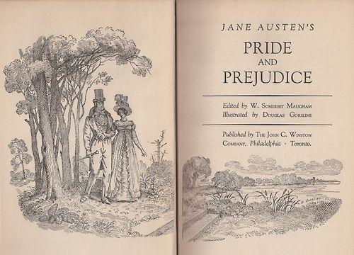 Jane Austens Pride And Prejudice