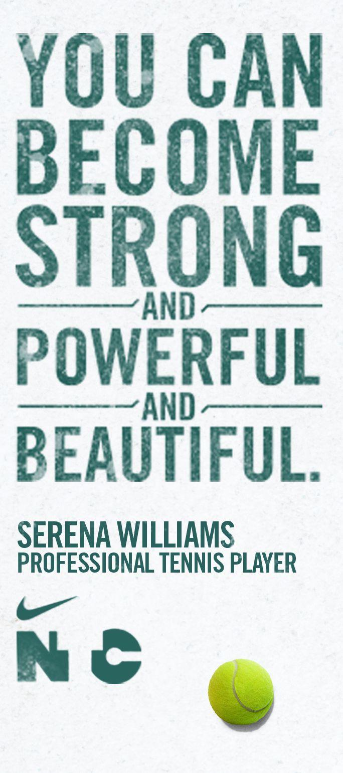 Serena Williams #fitness #inspiration