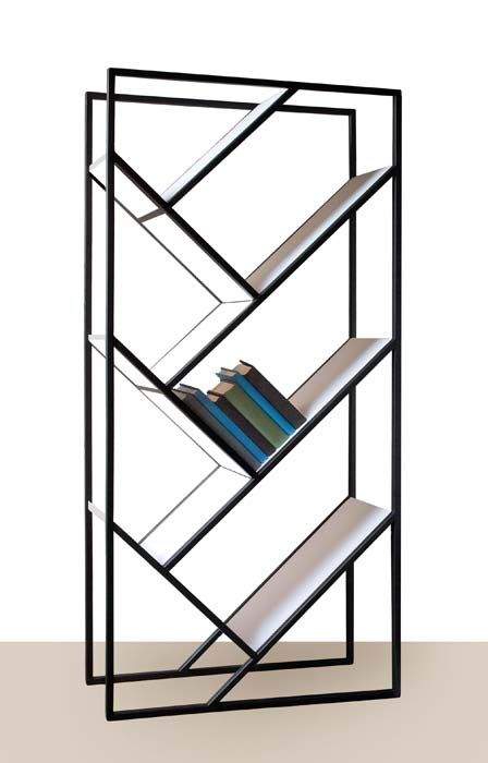 V Bookcase by Faktura