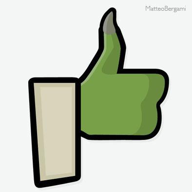 Le like Facebook revisité
