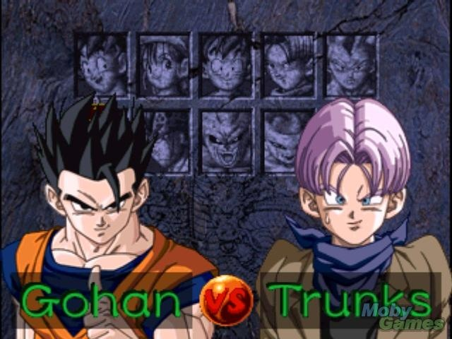 Gohan vs Trunks DBFB