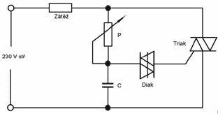 Stmívání (1.) — Elektrika.cz, portál o silnoproudé elektrotechnice, elektroinstalace, vyhlášky, schémata zapojení.