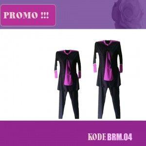 baju renang muslim BRM04