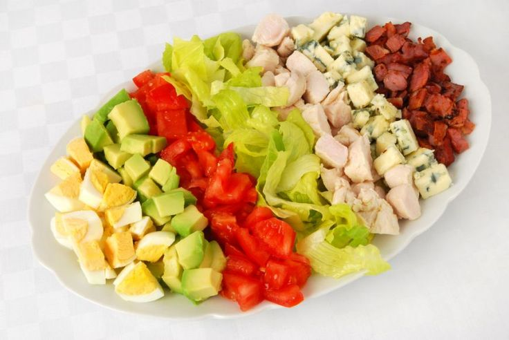 In jurul lumii in cautarea experientelor culinare - Salata Cobb, SUA - www.foodstory.ro