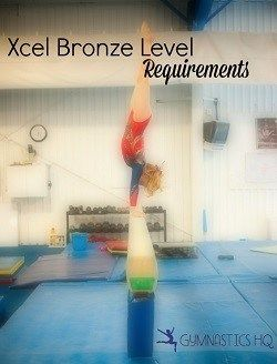 xcel bronze level requirements small