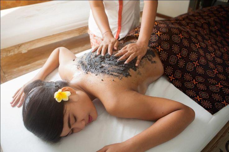 Rejuvenate your mind, body and soul at Black Sands Spa.