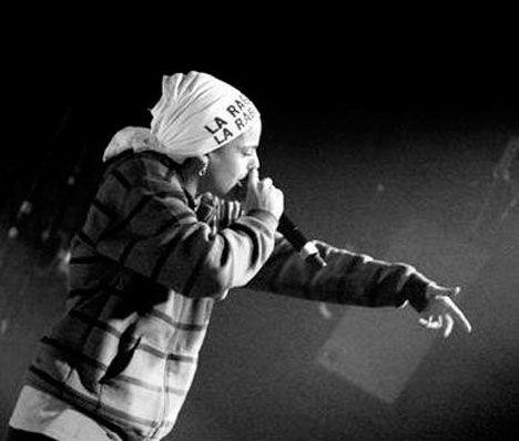 Rap político: Keny Arkana