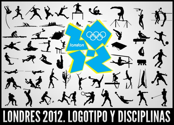 50+ Olympic Sports Disciplines Silhouettes Vector