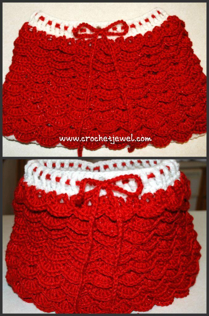 31 Best Crochet Skirt Images On Pinterest Crochet Patterns