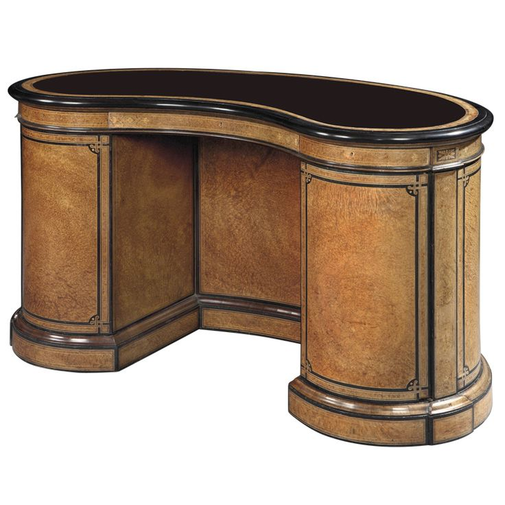 1stdibs.com | A Fine Kneehole Library Table, 1850, United Kingdon