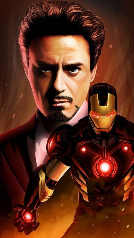 Dark Tony Stark iPhone Wallpaper - iPhone Wallpapers # ...