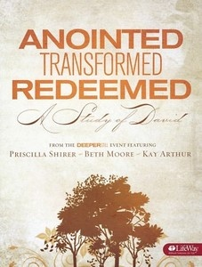 Most recent Bible study I've done; written by Beth Moore, Kay Arthur and Priscilla Shirer.  Fantastic study!