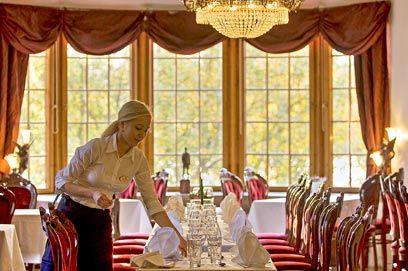 #vanajanlinna #restaurant #dinner #hotel