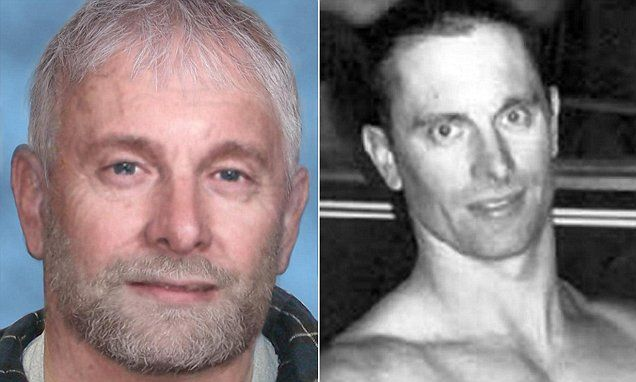 FBI shows new images of Arizona 'Most Wanted' fugitive | Daily Mail Online