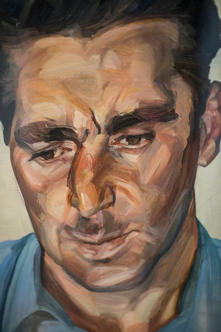 Portraits by Bacon and Freud of same man go on display together