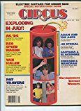 #3: Circus July 31 1981 Reo Speedwagon Poster Santana Adam The Ants AC/DC MBX97 #movers #shakers #amazon #entertainment #collectibles