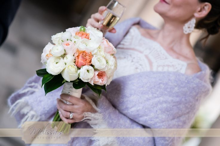 Loved the cashmere shawl with the antique lace dress for a very wintery hailstorm wedding at UWA