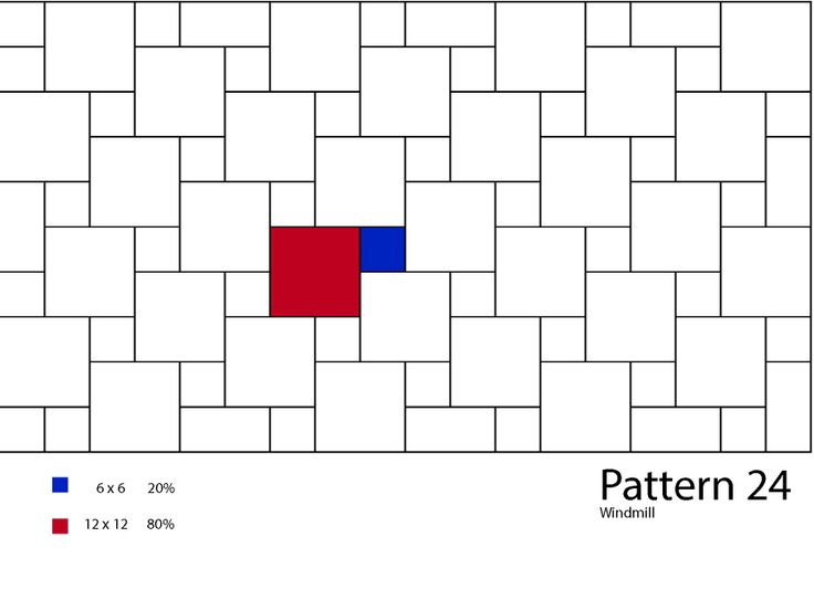 explore nearly 100 floor tile patterns with suggested tile sizes and collections for each with tile floor patterns tool - Tile Floor Patterns