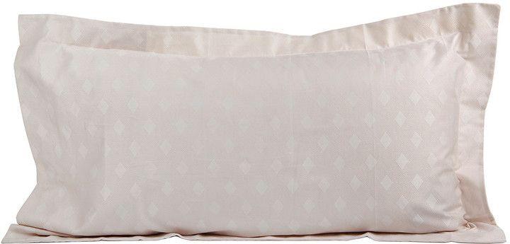 Yves Delorme - Prisme - Pillowcase Nude - 50x90cm