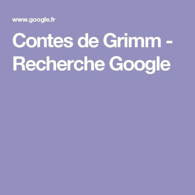 Contes de Grimm - Recherche Google
