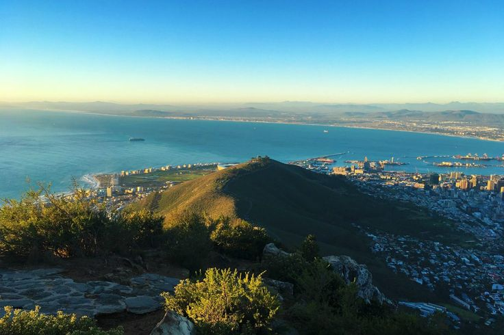 Hiking in Cape Town // Five Top Treks to Explore by David Michael