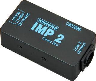 whirlwind imp, di box, di, direct box, inbox, what is a di box, box di, what is di box, tube di box