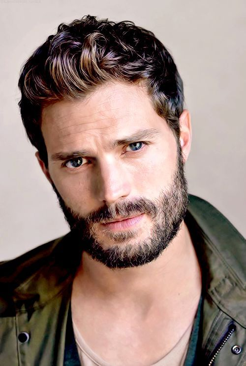 OhhHmm Mr Grey ..Jamie Dornan...nothing to do with 50 shades but that Irish accent ::swoon