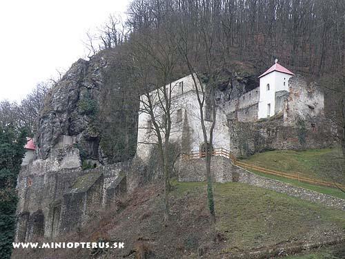 Slovakia, Skalka - Monastery