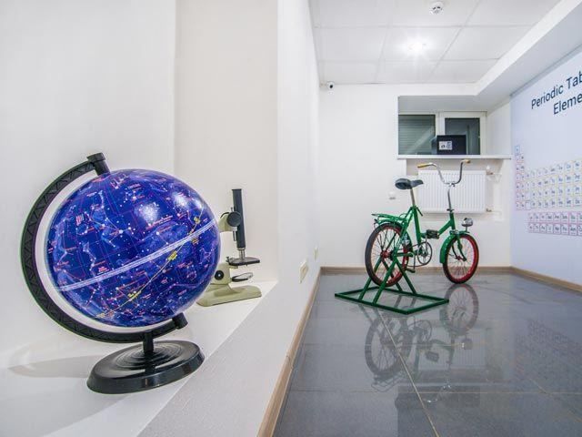 Квест-комната «Научная лаборатория» от Escape Quest на Почайнинской в Киеве. Отзывы пользователей, рейтинг, оценки