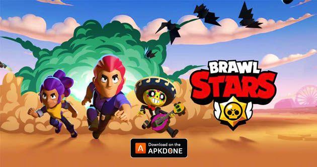 New Apk Brawl Stars 21 77 Mod Unlimited Money Updated Moddedgames Androidgames Brawl Addicting Games Online Challenges