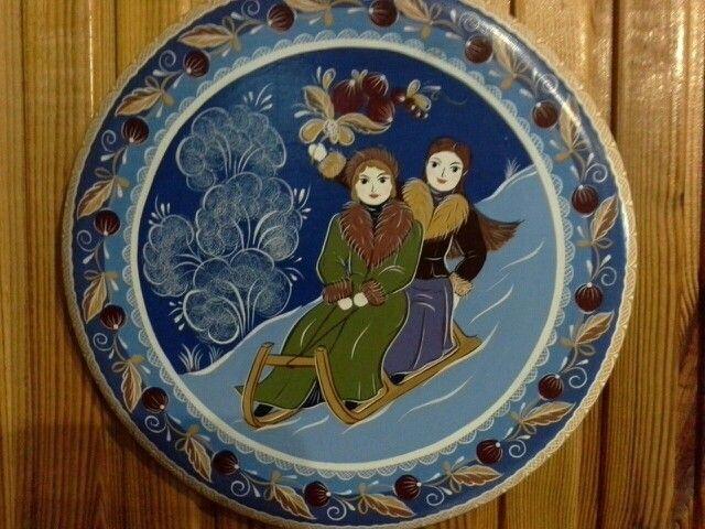 ирина владимировна, мастерская городецкой росписи купавушка