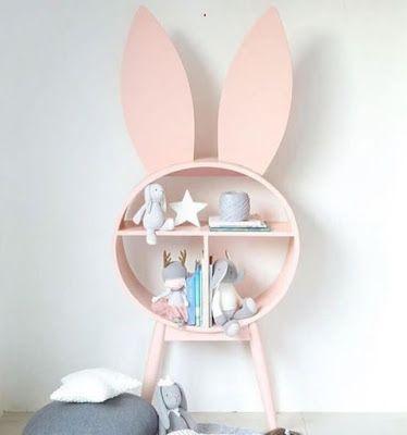 Kaninchen Design-Ideen – fröhlich dekorative Haus – kostenlose Geburtstagsdekorationen