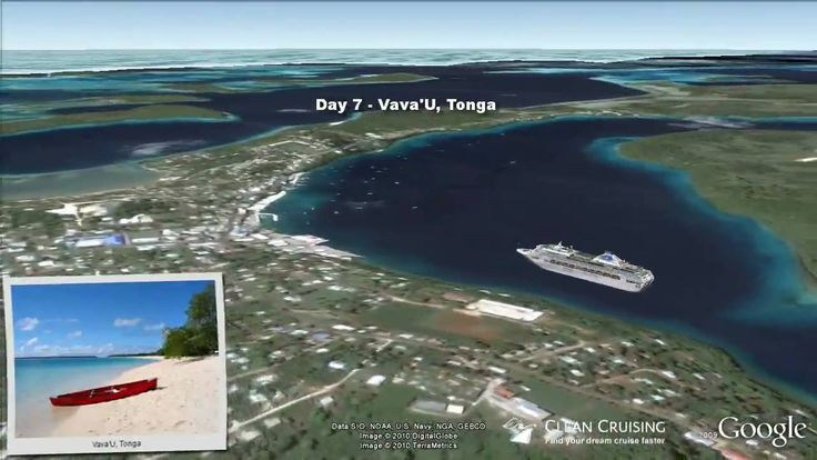 "awesome Dawn Princess video ""35 nt Tahiti & Hawaii Discovery cruise"" ex Sydney"