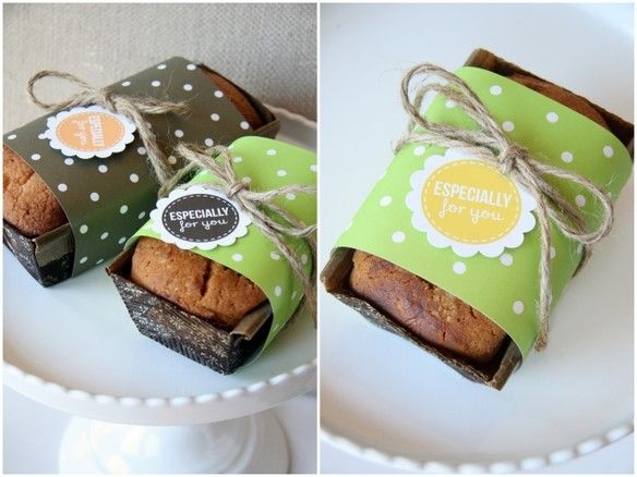 Free  printable tags for homemade food gifts..