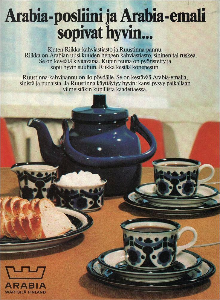 Mainos Avotakka-lehdessä 1973. Vanhoja tavaroita ja juttuja sekä muita kiinnostuksen kohteita. Nostalgic blog in which goods and stories from the 1970s.