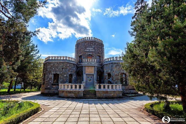 Octavian Serban: Iulia Hasdeu Castle...