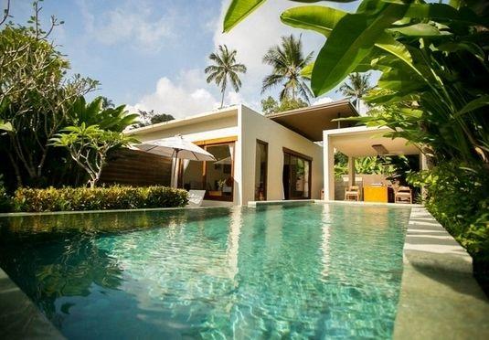Få en oplevelse for livet som gæst i egen villa med pool, inkl. morgenmad, tropisk frugttallerken dagligt, afternoon tea med mere