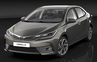 BmotorWeb: Toyota Corolla 2017 na Europa
