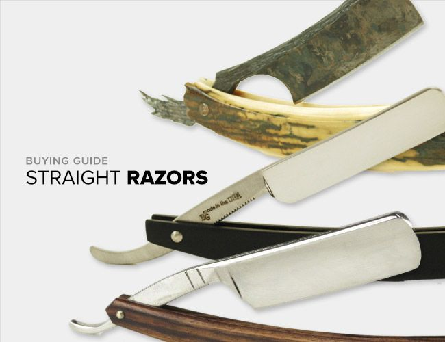 mens straight razor sets - Google Search