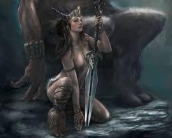 Resultado de imagen para guerreras amazonas