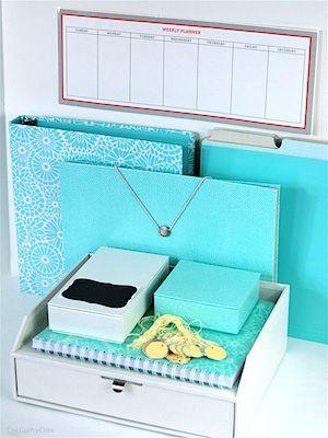17 Best Ideas About Tiffany Blue Office On Pinterest