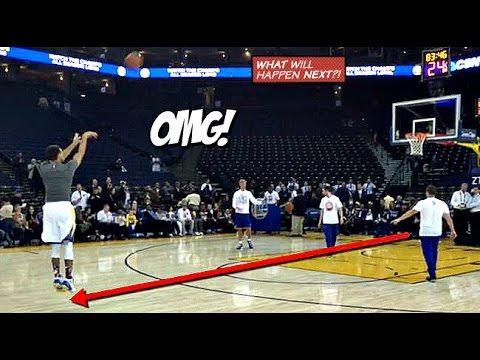 Stephen Curry Full Pre-Game Warm Up VS Spurs | Warriors 2016 | NBA 2015-2016 Season - YouTube