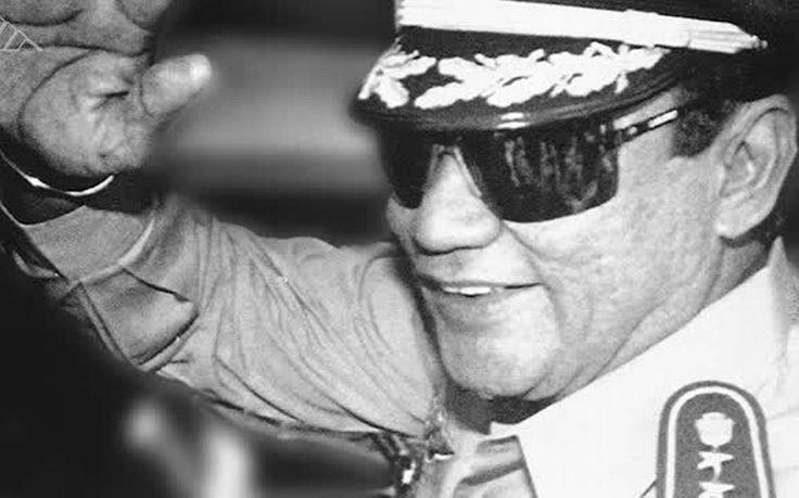 #orbispanama Former Panama dictator Manuel Noriega dies at 83 - The San Luis Obispo Tribune #KEVELAIRAMERICA