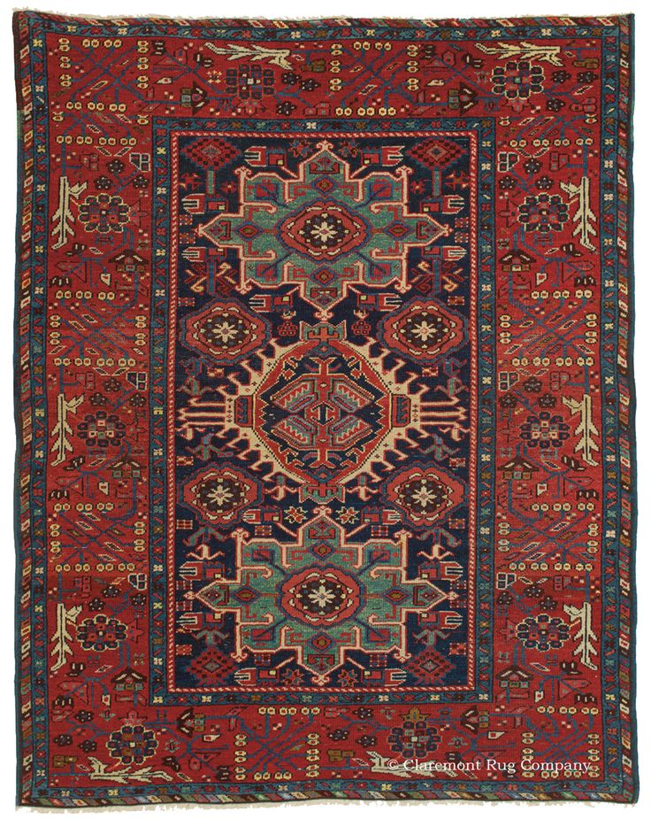 Claremont Rug Company Is Pleased To Present The Newest Addition To Our  Featured Arrivals, A Century Northwest Persian Karaja Rug