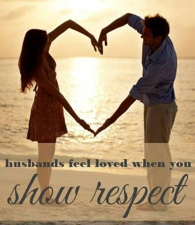 Women Need Love And Men Need Respect? 1