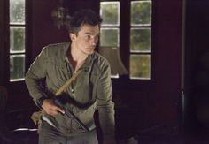 Homeland series 3 finale: Rupert Friend, Peter Quinn