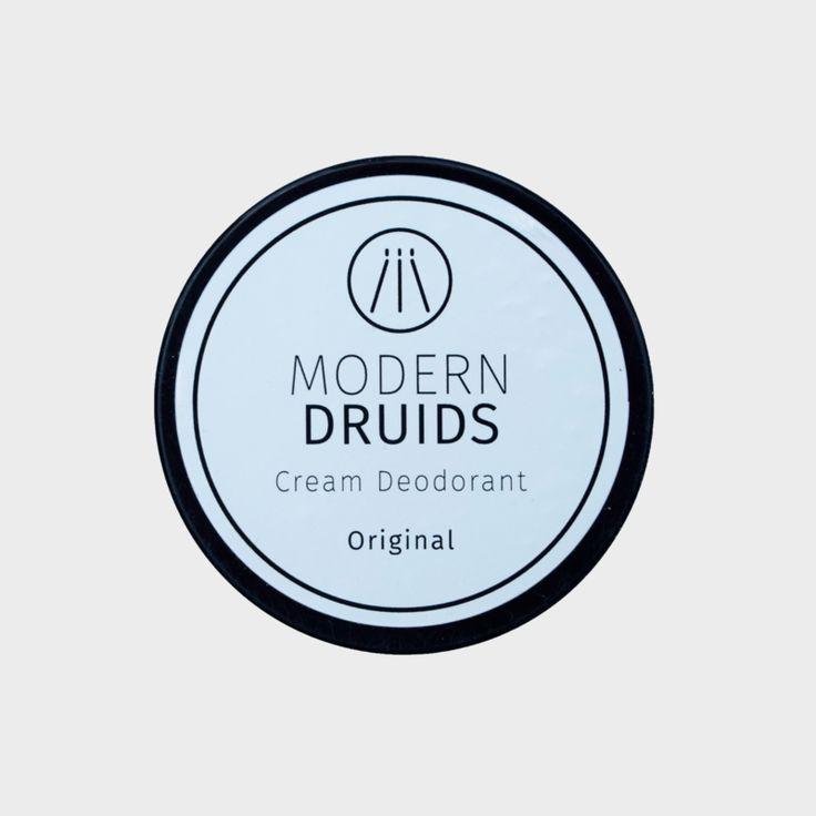 Natuurlijke deodorant original Modern Druids. www.mix-studio.