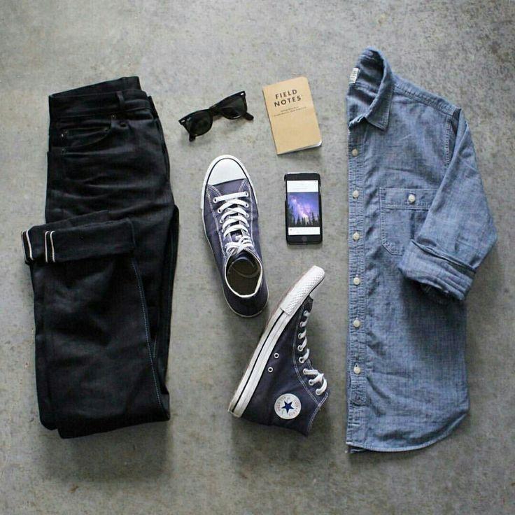 Jeans color & shirt combination