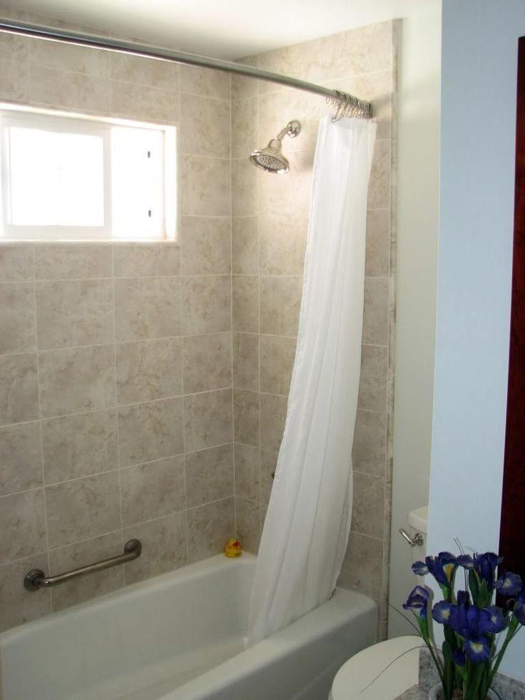 Best 25 Shower Curtain Rods Ideas On Pinterest Farmhouse Shower Curtain Rods Industrial